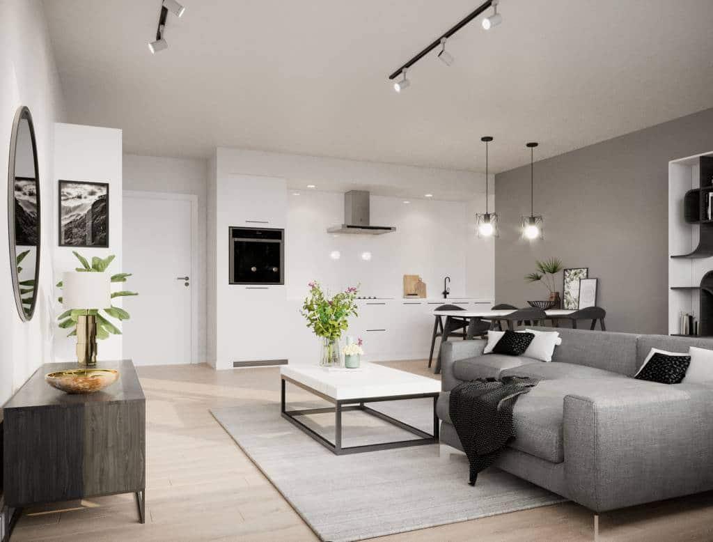 Les appartements